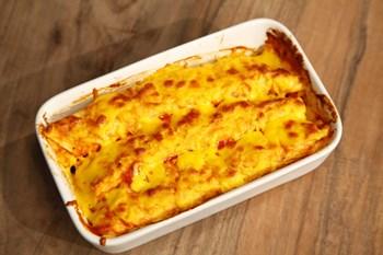 Tavuk Enchilada