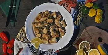 Tavuk Piccata Tarifi