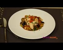 Tavuk ve Patlıcan Yahnisi Tarifi