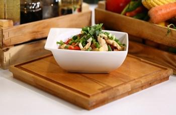 Tayland Usulü Sebzeli Tavuk