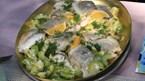 Taze Kabak ve Patatesli Balık Fırın