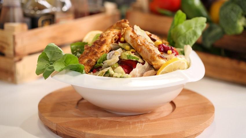 Tenedos Salatası