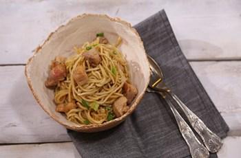 Teriyaki Soslu Noodle
