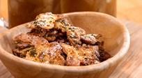 Tortilla Cipsleri & Şeftalili Ice Tea