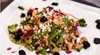 Vişneli, Bulgurlu,  Kuzu Kulağı Salatası