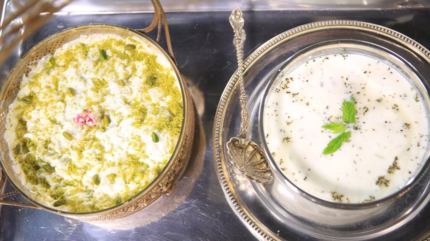 Yoğurtlu soğuk çorba tarifi