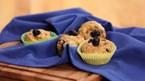 Zeytinli Beyaz Peynirli Muffin Tarifi