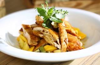 Tavuk ve Beyaz Et Yemekleri